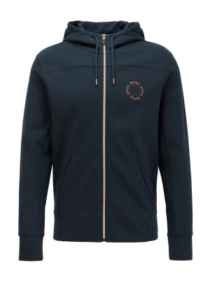 Saggy Circle Sweater Jacket