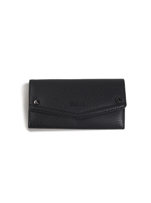 ALL ACCESS DOUBLE ID FLAP WALLET