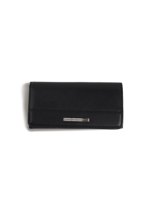 MIX & MATCH ITEM DOUBLE ID FLAP WALLET