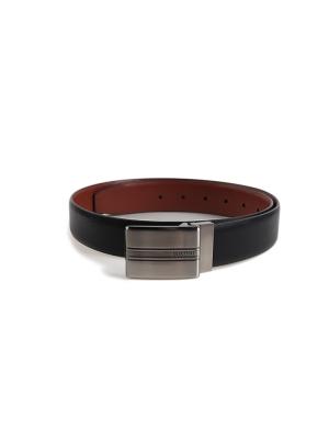 Dress Belt with Plaque