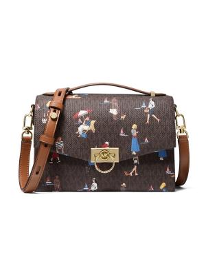Hendrix Medium Jet Set Girls Messenger Bag