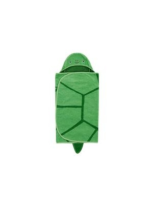 Turtle Critter Kids Hooded Towel