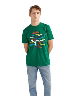 Short-Sleeved Tree T-Shirt