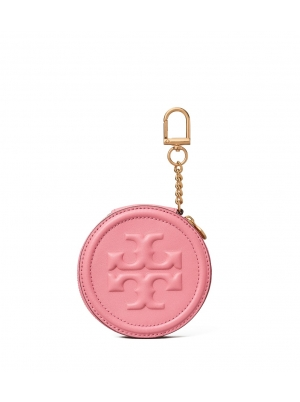 SOFT FLEMING COIN POUCH KEY FOB