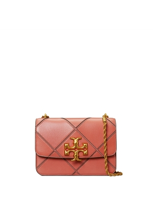 ELEANOR QUILTED CONVERTIBLE SHOULDER BAG