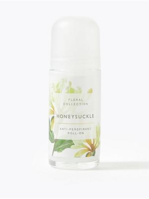 Honeysuckle Roll on Deodorant 50ml