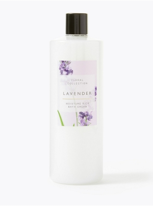 Lavender Bath Cream 500ml