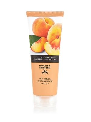Peach & Almond Shower Gel 250ml