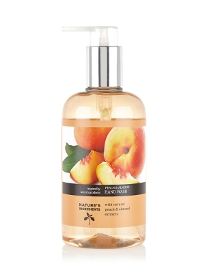 Peach & Almond Hand Wash 300ml