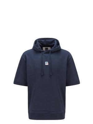 Safi_RA Hooded Sweatshirt - RUSSELL ATHLETIC