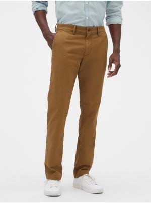 Essential Khakis in Slim Fit with GapFlex