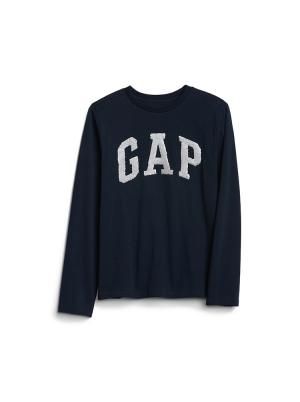 Kids Flippy Sequin Gap Logo T-Shirt