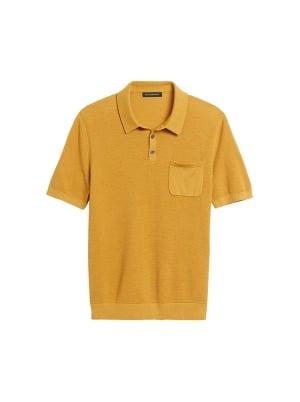 SUPIMA® Cotton Sweater Polo