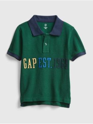 Kids Logo Polo Shirt