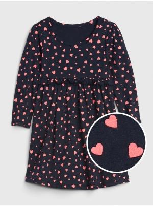 Toddler Ruffle Waist Dress