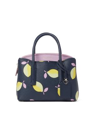 margaux lemons mini satchel blue multi
