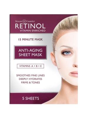 Anti-Aging Sheet Mask 5 Sheets