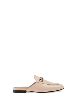 Princetown leather slipper