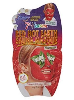 Red Hot Earth Sauna Mask
