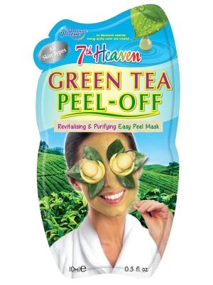 Green Tea Peel-Off Mask