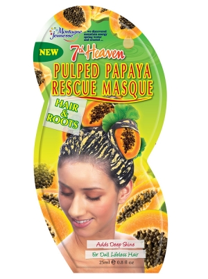 Pulped Papaya Hair Rescue Mask