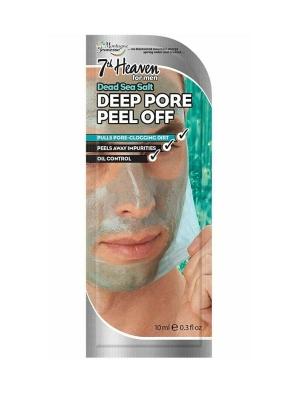 Men's Dead Sea Deep Pore Peel Off