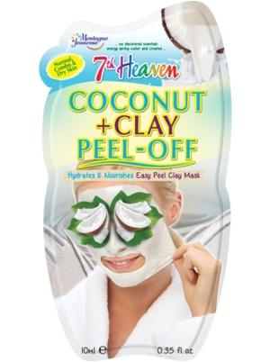 Coconut & Clay Peel-Off Mask