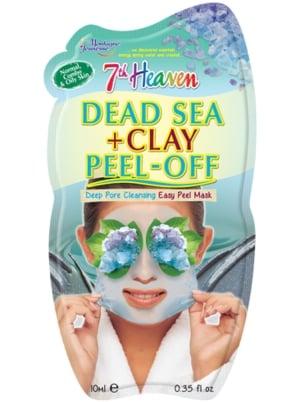 Dead Sea & Clay Peel-Off Mask