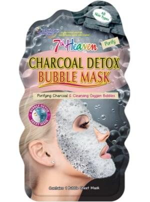 Charcoal Detox Bubble Mask