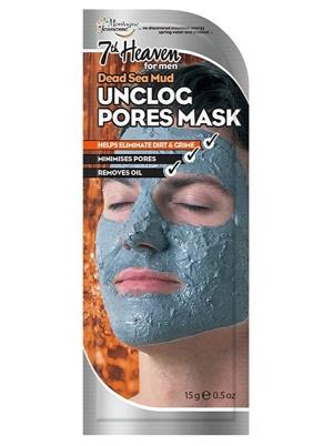 Men's Dead Sea Mud Unclog Pore Mask
