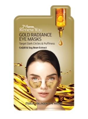 Renew You Gold Radiance Eye Masks