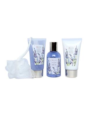 Lavender 4pc Bath Gift Set