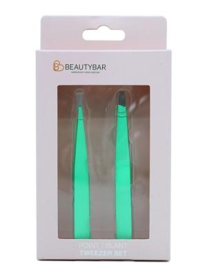 Green Tweezers - 2 pack