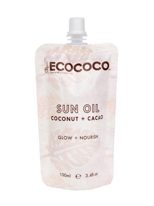 Cacao Sun Tanning Oil