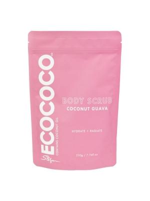 Coconut Guava Body Scrub