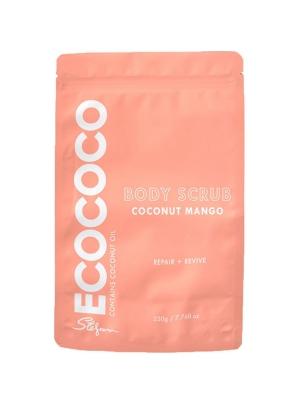 Coconut Mango Body Scrub