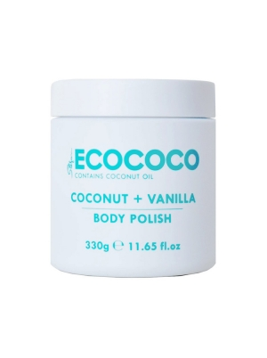 Coconut + Vanilla Body Polish
