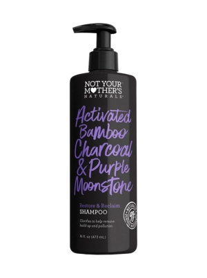 Bamboo Activated Charcoal & Purple Moonstone Restore and Reclaim Shampoo
