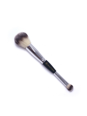 Beauty Bar Double Ended Makeup Brush