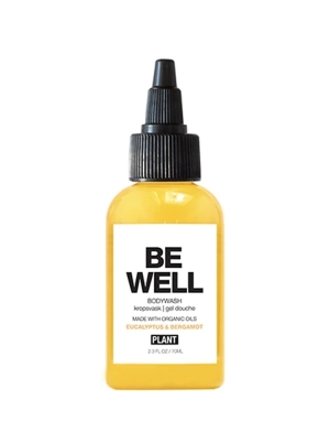 Be Well Body Wash Travel Size