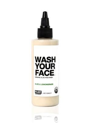 Wash Your Face Organic Face Wash