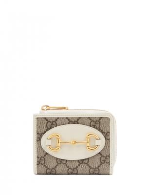 Gucci Horsebit zip around wallet