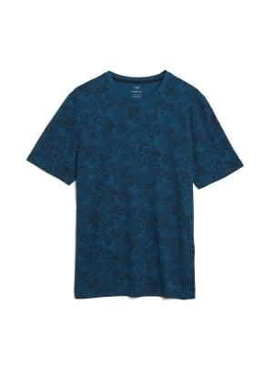 Pure Cotton Animal Print T-Shirt