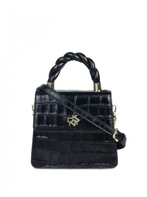 Carol Top Handle Flap Bag