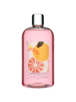 Pink Grapefruit & Watermelon Bath Foam 500ml