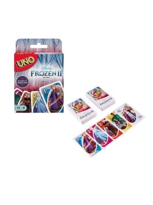 Mattel Games Uno Frozen II