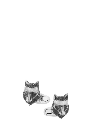 Cufflinks Kipling silver