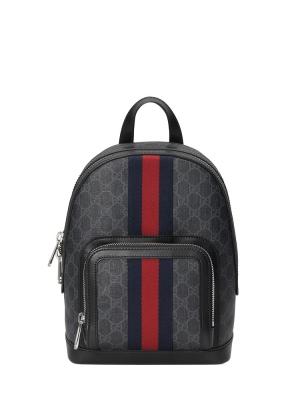 Small GG Supreme backpack