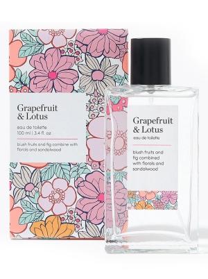 Grapefruit & Lotus Eau de Toilette 100ml