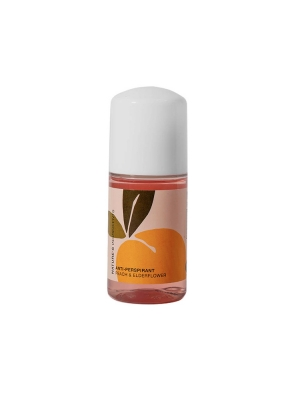 Peach & Elderflower Anti-Perspirant Roll On 50ml